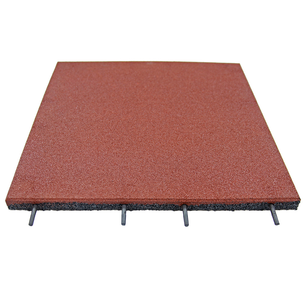 Revtime Easy Diy Interlocked Outdoor Rubber Tiles 20 215 20