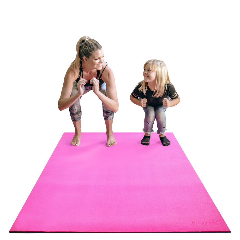 Revtime Large Exercise Mat 7 X 4